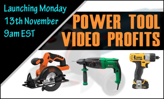 Power Tool Video Profits