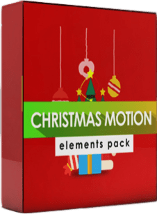Special Christmas Motion Graphics Pack