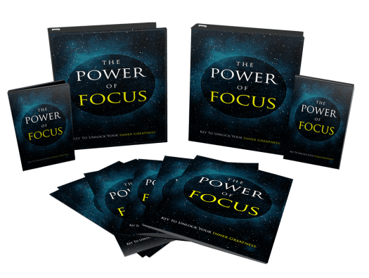 Power of Focus PLR
