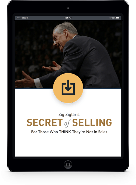 Zig Ziglar's Essential Lessons for Successful Selling