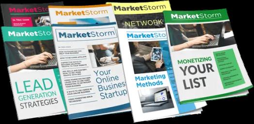 Market Storm Private Label Magazines