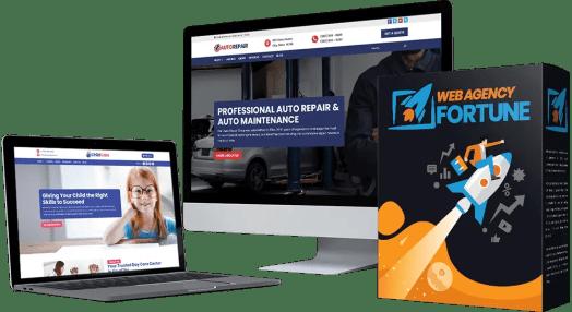 Web Agency Fortune Vol 3