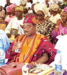High Chief Jas Kola Oyekan