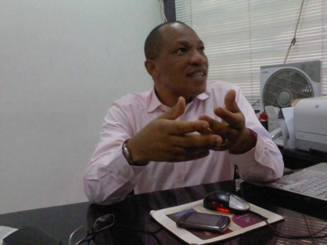Dolapo Idowu-Koya, MD/CEO, Interactive Media Ltd