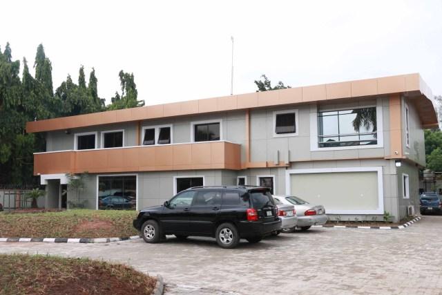 Noah's Ark New Office Complex at GRA-Ikeja, Lagos.