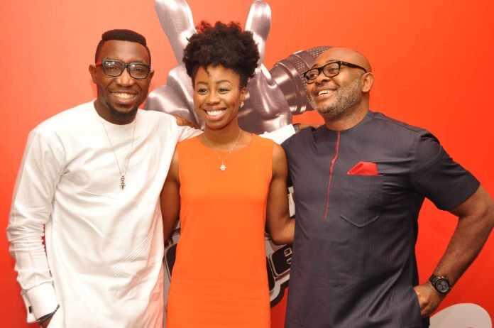 Airtel's The Voice Nigeria Winner, Arese gets SUV, all-expense paid ticket to Abu Dhabi