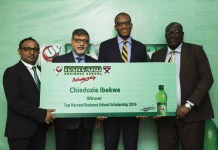 Chiedozie Ibekwe Wins The 2016 7Up Harvard Business School- marketingspace.com.ng