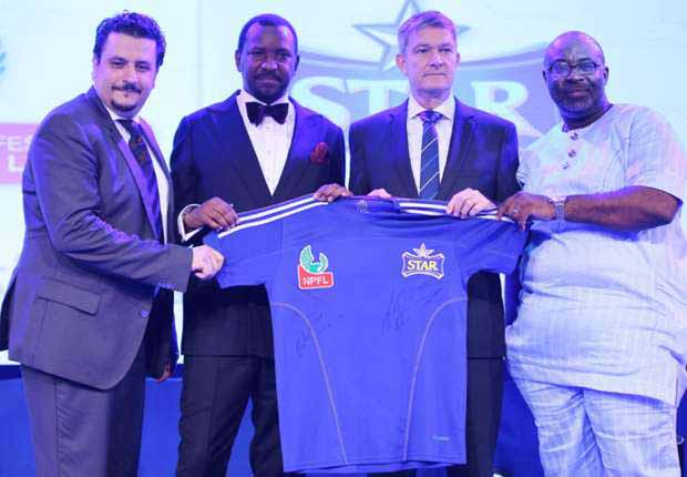 Star Becomes Official Beer Partner of Nigerian Professional Football League -marketingspace.com.ng