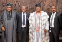 Goldberg Gets Awujale's Commendation At Ojude Oba - marketingspace.com.ng