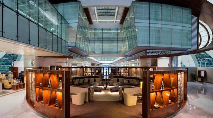 Emirates completes US$11 million makeover of its Business Class lounge at Dubai International Airport -marketingspace.com.ng