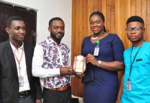 UNIBEN SUG Honours Oracle Agency Chieftain, Osondu-marketingspace.com.ng