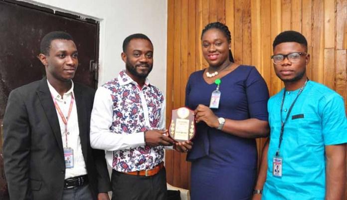 UNIBEN SUG Honours Oracle Agency Chieftain, Osondu-marketingspace.com.ng