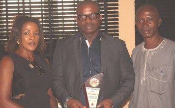 TPT MD Bags 'Most Outstanding PR Personality of the Year' Award-marketingspace.com.ng
