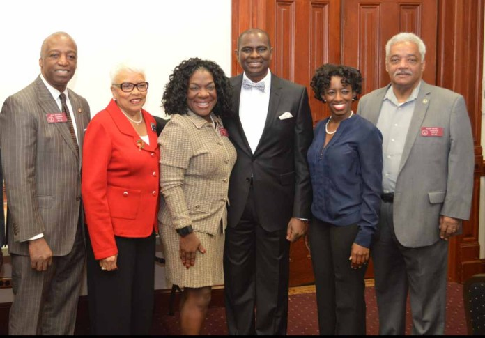 Georgia Legislative Black Caucus Confers Honourary Citizenship on Airtel CEO, Ogunsanya-marketingspace.com.ng