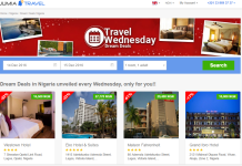 "Jumia Travel Launches ""Dream Deals""-marketingspace.com.ng"
