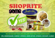 IJebulawa Garri Berths In Shoprite, Spar, Others-marketingspace.com.ng