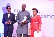 Access Bank's Amaechi Okobi wins Corporate Communications Professional Award-marketingspace.com.ng