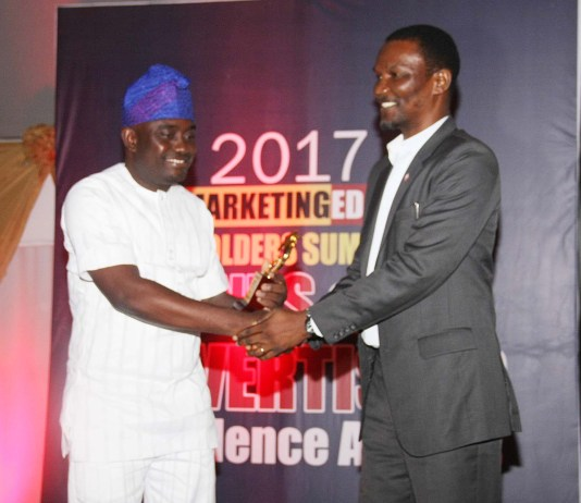 Modion Communications emerges Nigeria's Outstanding Young PR Agency of the Year 2017-marketingspace.com.ng
