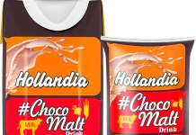 Consumers Appreciate Hollandia Choco Malt Drink-marketingspace.com.ng
