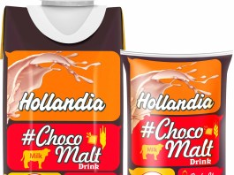 Consumers Appreciate Hollandia Choco Malt Drink-marketingspace.com.ng