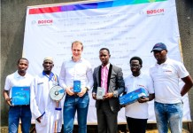 Bosch Empowers Nigerian Artisans with Specialized Tool Kits-marketingspace.com.ng