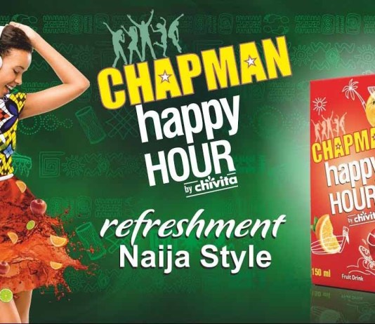 New Chapman Happy Hour By Chivita Inspired By Nigerian Culture And Style-marketingspace.com.ng