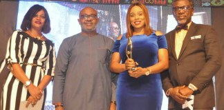 Airtel Adjudged Best Company in Stakeholder Engagement at SERAS 2017-marketingspace.com.ng