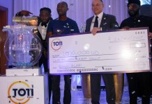TOTI Prima Unveils New Lotto Brand in Nigeria-marketingspace.com.ng