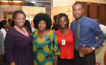 Lord's Gin Thrills Celebrities at Movie Premiere-marketingspace.com.ng