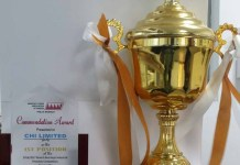 CHI Wins MAN Award for Best Kept Industrial Premises-marketingspace.com.ng