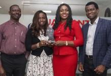 Quadrant MSL Wins LaPRIGA Model Agency Of All Time Award-marketingspace.com.ng
