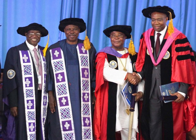 OOU Confers Doctorate Degree on Aig-Imoukhuede-marketingspace.com.ng