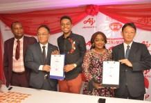WASCO Ajinomoto Unveils Helen Paul, Miyonse As Brand Ambassadors …Reiterates Commitment to Healthy Living - marketingspace.com.ng