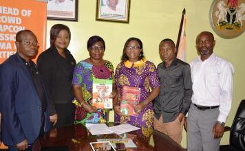 APCON, Neta Nwosu Sign Franchise Agreement On Advertising News-marketingspace.com.ng