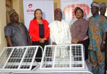 Community Lauds Airtel for Donating Medical Supplies, Drugs to Health Centre-marketingspace.com.ng
