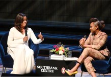 Brilliant Minds Collide As Chimamanda, Michelle Obama Review 'Becoming'-marketingspace.com.ng