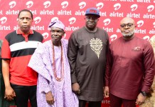 Lagos Lauds Airtel's Role in Community Development-marketingspace.com.ng