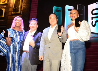 Samsung Introduces Galaxy S10 Line Smartphone, Celebrate 10 Years Of Galaxy Innovations-marketingspace.com.ng