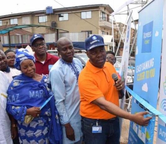 Ecobank Storms Mushin With EcobankPay Zone-marketingspace.com.ng