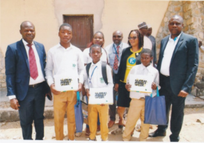 Financial Literacy Day: Ecobank MD Mentors Students On Acquiring Right Skills; Personal Budgeting-marketingspace.com.ng