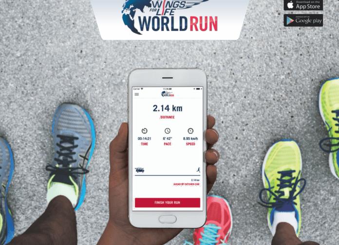 Redbull Brings 'Wings For Life World Run' Charity To Lagos-marketingspace.com.ng