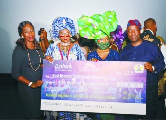 """We Will Support The Movie Industry To Project Everything Good About Nigeria"""" – Ecobank MD-marketingspace.com.ng"""