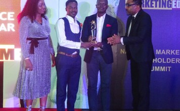 Chivita 100% Wins Outstanding Fruit Juice Brand Of The Year Award-marketingspace.com.ng