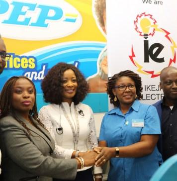 Ikeja Electric, PEP Store Partner On Customer Bill Payment-marketingspace.com.ng