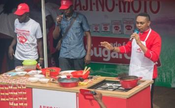 WASCO Thrills Consumers, Traders At Ajinomoto Market Activation In Onitsha-marketingspace.com.ng