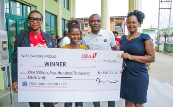 20 Additional Millionaires To Emerge In UBA Wise Savers Promo…N60 Million Up For Grabs-marketingspace.com.ng