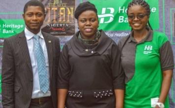 The Next Titan Season-6: Heritage Bank Continues To Boosts Entrepreneurship Among Youths-marketingspace.com.ng