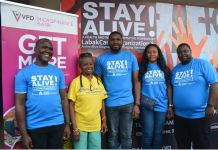 "Health Is Wealth: VFD MFB, Arrive Alive And Others Take ""Project Stay Alive"" To Lagos Communities-marketingspace.com.ng"