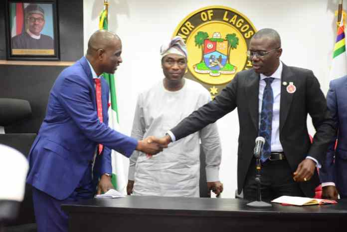 Sanwo-Olu Praises Airtel's Support For Security In Lagos-marketingspace.com.ng