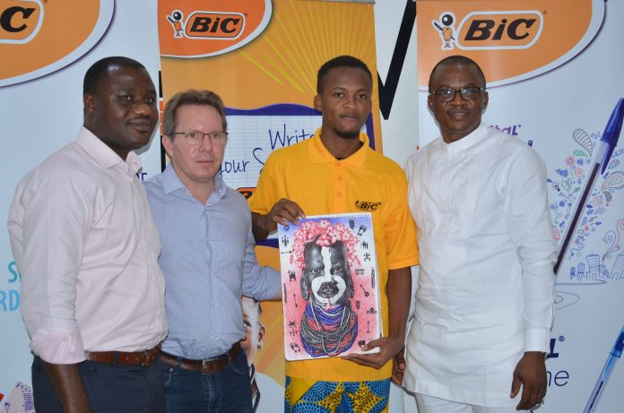Winners Emerge From Continent-Wide BIC Art Master Africa Competition-marketingspace.com.ng